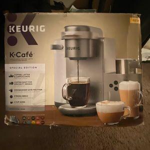 Keurig K-Cafe'